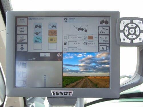 Fendt caméra de recul pour le Vario Terminal 10.1