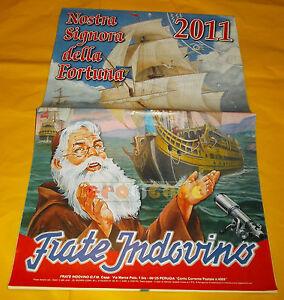 Calendario Frate Indovino Ebay.Dettagli Su Frate Indovino Calendario Anno 2011 Nostra Signora Della Fortuna