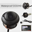 360-Waterproof-HD-CCD-Car-Rear-View-Reverse-Night-Vision-Backup-Parking-Camera miniatura 1