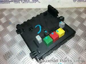 Details about Vauxhall Vectra C Rear Fuse Box Relay REC 13189921 ER on