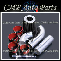Red & Black 1994-1997 Chevy Camaro Z28 5.7l V8 Lt1 Cold Air Intake Kit Systems