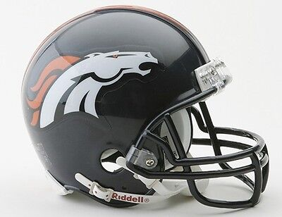 NEW RIDDELL MINI REPLICA NFL FOOTBALL HELMET