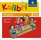Kolibri - Musikbuch 1 / 2. Hörbeispiele und Tanz-DVD. Allgemeine Ausgabe von Bettina Küntzel (2012)