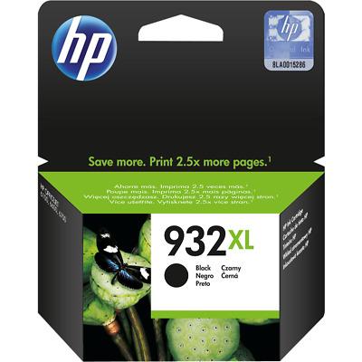 Original HP Tintenpatrone schwarz CN053AE 932 XL