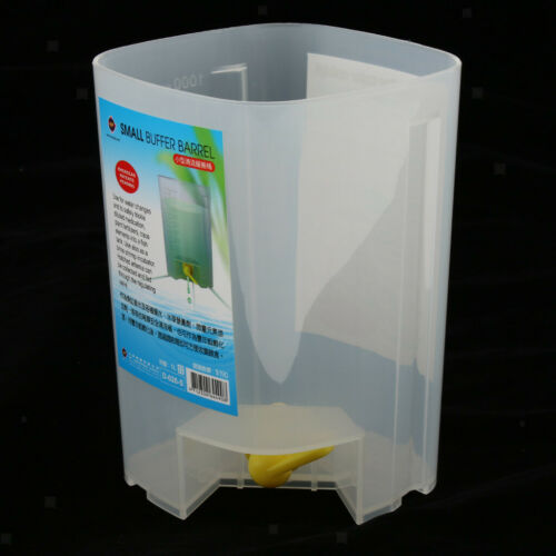 Aquarium Acclimation System Buffer Barrel Fish Tank Slow Drop Bucket