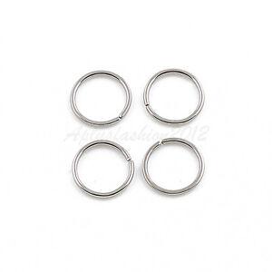 18G-20G-1-4-5-16-039-039-3-8-039-039-7-16-034-Steel-Seamless-Fake-Nose-Hoop-Ear-Tragus-Ring