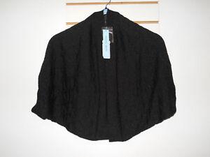 Antonio-Melani-Size-Small-Helen-Black-Cardigan-Sweater-Wool-MSRP-119-NEW