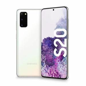 Smartphone Samsung Galaxy S20 Dual SIM Bianco White 8/128GB (SM-G980F/DS)NOBRAND