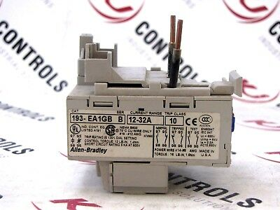 12-32A 193-EA1GB Sobrecarga relé