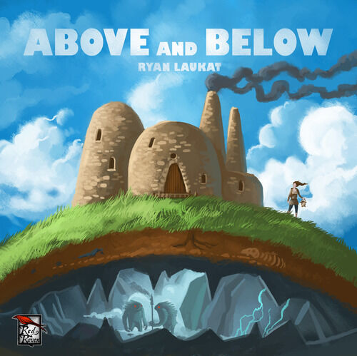 Above and Below, Boardgame, New, English