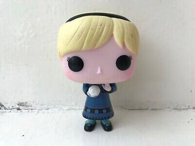 Funko Pop Vinyl Disney Series Frozen - Young Elsa #116 Figure Wir Haben Lob Von Kunden Gewonnen