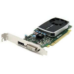 nVidia Quadro 600 1GB DDR3 PCIe x16 DVI DisplayPort Video Graphics