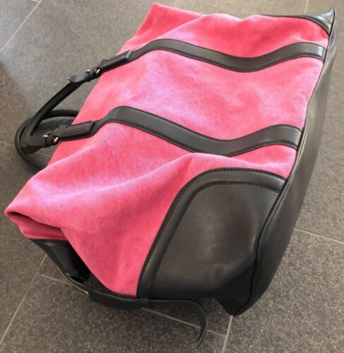 Bowling Bag Tasche S Shopper Reisetasche Dsquared2 s 2016 Fuxia Duffle Surfer zfqBf