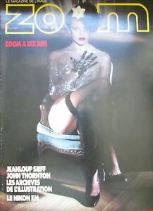 Photos-Magazine-Zoom-No-68-of-1980-Sieff-Thornton-Perkell-Banker-L-039-Illustration