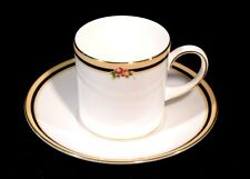 Beautiful Wedgwood Clio Coffee Can And Saucer