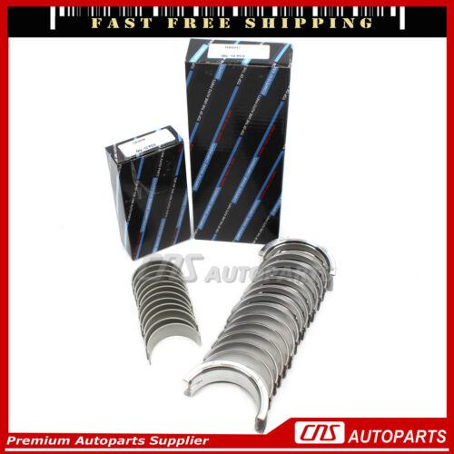 Main,connecting Rod Bearings For BMW E34 E36 E46 E53 E83 E60 E39 M50 M52 M54