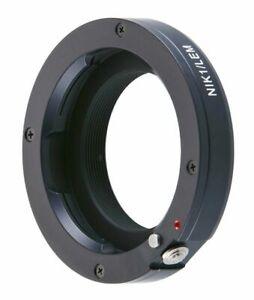 Novoflex-Leica M Lentille Adaptateur Pour Nikon 1 appareil photo
