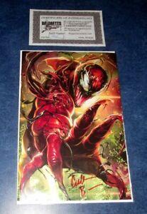 Venom #14 Battle Lines Variant STOCK PHOTO Carnage-ized