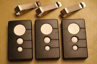 Chamberlain Liftmaster Garage Door Opener Visor Remote Controls 971lm 973lm 3pk