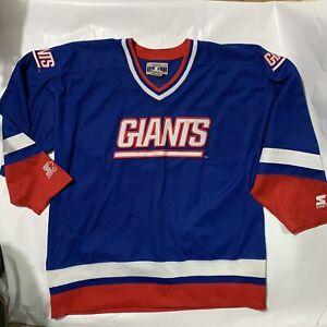 new york giants hockey jersey