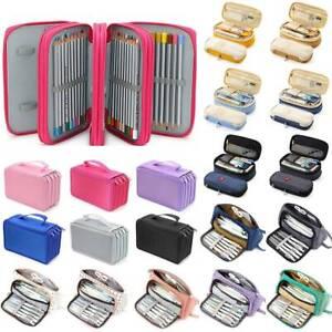 School-Pen-Bag-Pencil-Case-Pouch-Bags-College-Box-Art-Student-Large-Capacity-NEW