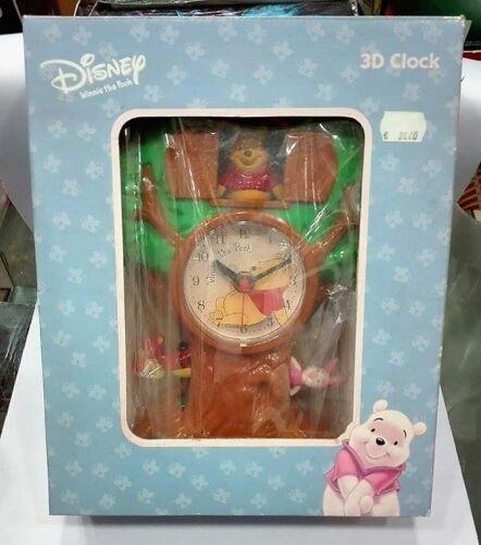 Orologio 3D Winnie the Pooh