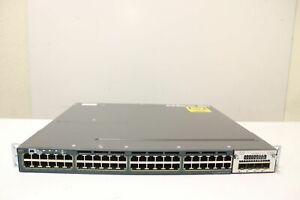 Cisco-WS-C3560X-48t-S-48-Port-Gigabit-Switch1-YEA-1x-C3KX-PWR-350WAC