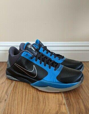 Nike Zoom Kobe V 5 Dark Knight 8.5 | eBay