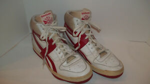 4773c0b1522 Image is loading VINTAGE-Reebok-Retro-BB-Basketball-High-Top-Shoes-