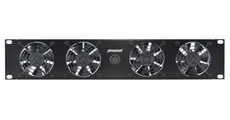 PROCOOL SX2280 Professional Professional Professional Rack Mount Cooling Fan 681f8a