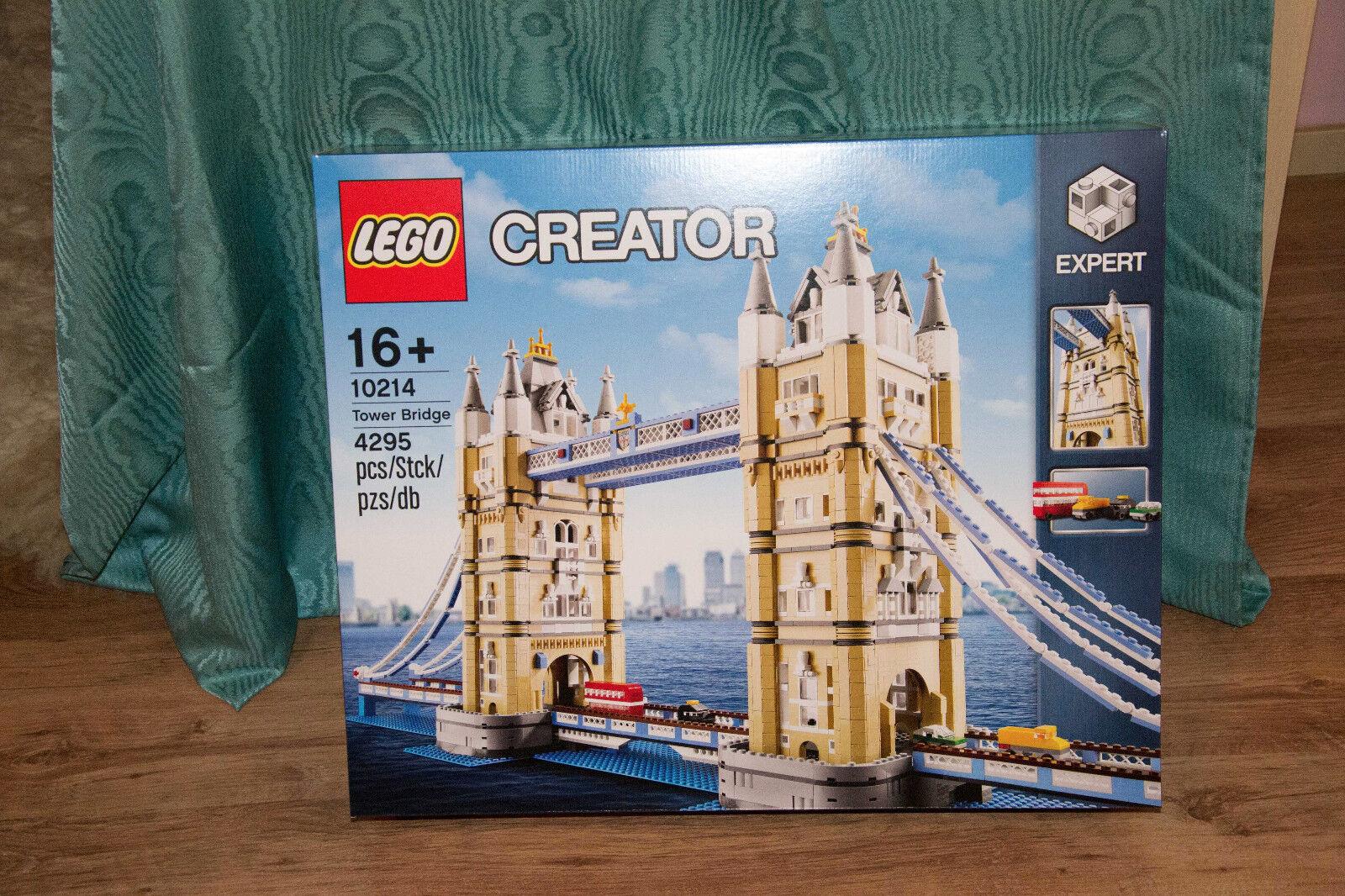 LEGO 10214  Le Tower Bridge  V110  (NOUVEAU- NEW)