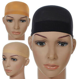 10Pcs-Hair-wig-cap-net-mesh-liner-snood-stocking-stretching-breathable-unisex