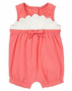 """Gymboree baby girls Balloon Dots /""""We Have Arrived/"""" One Piece New 0 3 6 12 18 24"""