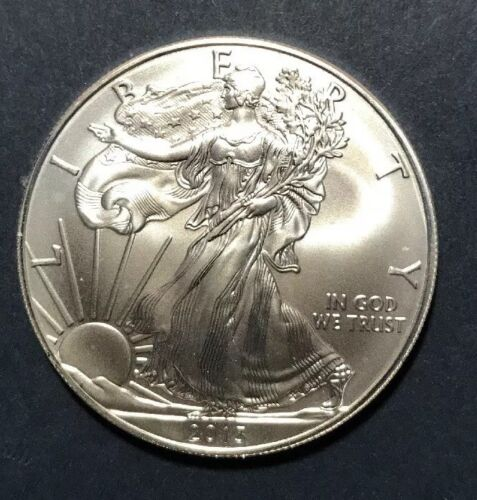 Brilliant Uncirculated 99.9 One Ounce Silver Coin 2013 $1 American Silver Eagle