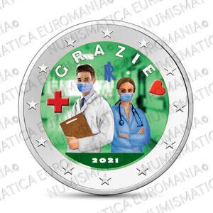 2 EURO ITALIA 2021 - PROFESSIONI SANITARIE MEDICI FDC COLORATO