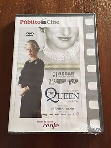 THE-QUEEN-LA-REINA-1-DVD-SLIMCASE-CINE-PUBLICO-107-MIN-NEW-SEALED
