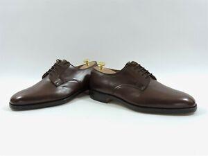 Neuf Jamais Portée Church's Chaussures Homme Marron Oxford Derbies UK 9 Eu 10 43