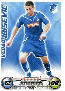 160 Vedad Ibisevic-tsg 1899 Hoffenheim-topps Match Attax 2009/2010-afficher Le Titre D'origine 4iy0adqs-07233735-229551076