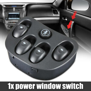 Electric-Power-Driver-Window-Master-Control-Switch-For-Holden-Commodore-VT