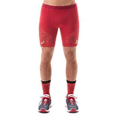 Asics compression shorts wresting JB TRshort | eBay