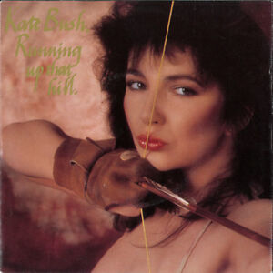 """1985 (7"""") KATE BUSH - Running Up That Hill / Under The Ivy - Jennersdorf, Österreich - 1985 (7"""") KATE BUSH - Running Up That Hill / Under The Ivy - Jennersdorf, Österreich"""