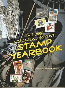 2006 United States Postal Svc Timbre Commémoratif Yearbook-quelques Timbres Inclus-afficher Le Titre D'origine