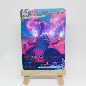 Shadow-Charizard-VMax-Custom-Pokemon-Card
