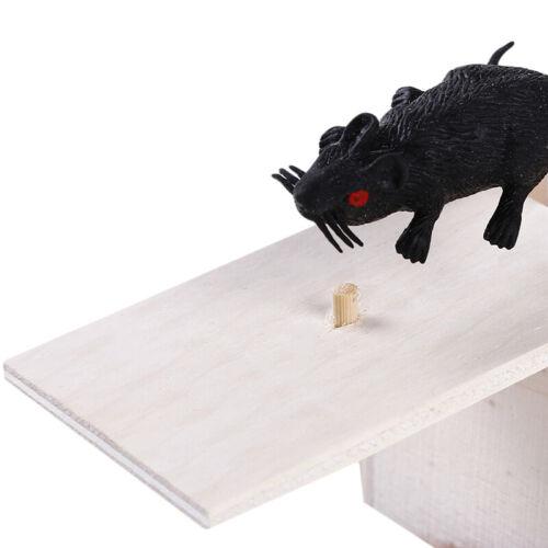 Enfant APRIL FOOLS /'Day frauduleux drôle peur petite boîte Effrayant Araignée Blague Jouets Jian