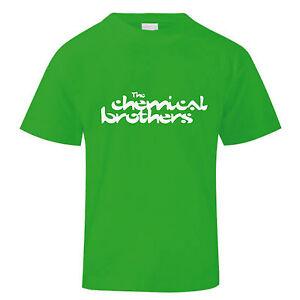 T-shirt-CHEMICAL-BROTHERS-Bambino-Bambina-hey-Boy-Girl-maglietta-maglia-MUSICA