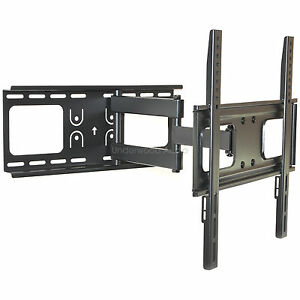 Slim-Tilt-Swivel-TV-Wall-Mount-Bracket-most-39-40-42-48-49-50-55-inch-LPA36-443A