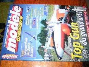 100% De Qualité * Modele Magazine N°621 Plan Encart Skybolt / Eolo R22