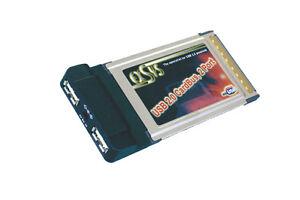 Exsys-EX-1200-2-Port-PCMCIA-USB-2-0-Controller-NEC