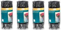4 Rolls Panacea 89309 14 H X 20' Green Arch Top Garden Border Fence / Fencing