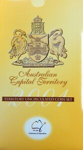 2001-state-UNC-coin-set-includes-20-cent-50-cent-and-1-coins-ACT